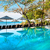 Langkawi resort review, Sheraton pool