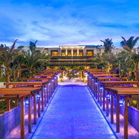 Malaysia luxury spa resorts - try The St Regis Langkawi