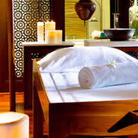 Westin Langkawi has an excellent spa programme