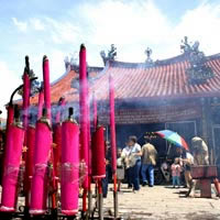 Penang fun guide, Chinese temples, Goddess of Mercy