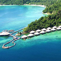 Gayana Eco Resort promises underwater adventure