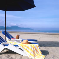 Best Sabah family resorts and hotels, Shangri-la's Rasa Ria beach