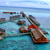 Sipadan-Kapalai Dive Resort, Sabah dive resort