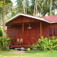 Tioman resorts, Juara Beach Resort