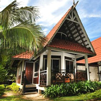 Paya Beach Resort Chalet