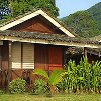Tioman hotel, Paya Beach Resort