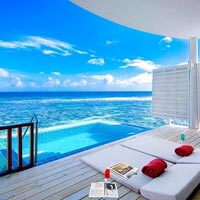 Thailand's Centara Grand pool villa escape