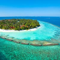 Maldives family friendly resorts, Kurumba