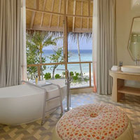 Maldives resorts review, Nautilus, a 2019 arrival