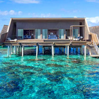 Best Maldives resorts, the new St Regis offers a contemporary feel