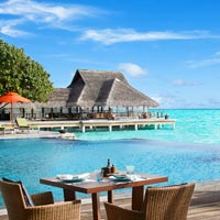 Best Maldives resorts for romantic holidays, Taj Exotica