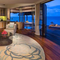 Maldives luxury resorts review, Jumeirah Vittaveli Ocean Suite