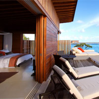 Luxury Water Villa at Park Hyatt Hadahaa