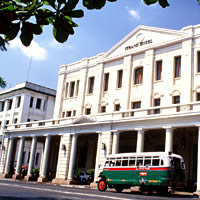 Best Yangon heritage hotels, The Strand