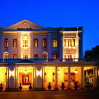 Yangon heritage hotels,  The Strand