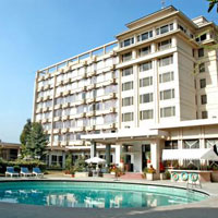 Everest Hotel is centrally located