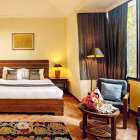 Gokarna Forest Resort, stylish escape with golf