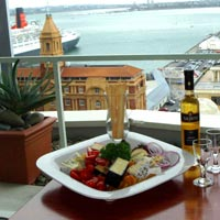 Mercure Auckland hotel, New Zealand