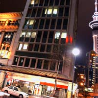 Central Backpackers, Auckland, New Zealand