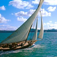 Auckland fun guide, sailing and hotels