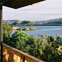 Papua New Guinea hotels, Loloata Island Resort