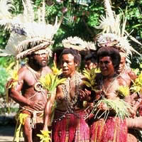 PNG tribes, celebration