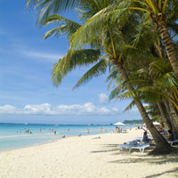 White Sand Beach, Boracay guide, Philippines