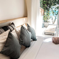 Boracay boutique hotels, Zuzuni