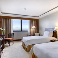 Cebu business hotels for small meetings or MICE, Marco Polo Plaza Cebu deluxe room image