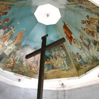 Cebu sights, Magellan's Cross