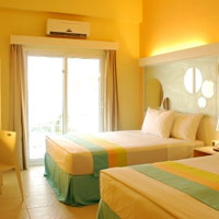 Cebu budget hotels, Be Resorts Mactan  room image