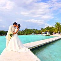 Cebu resort weddings, Plantation Bay romance