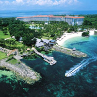 Cebu resorts review, Shangri-La Mactan