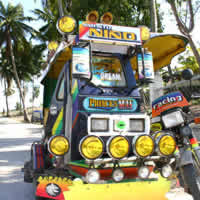 Cebu transportation, Macho tricycles