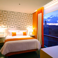 Manila boutique hotels, Bayleaf