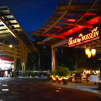 Greenbelt offers some good Manila dining options and bars, Gilak by Hossain