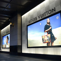 Manila designer shopping at Greenbelt Makati, Louis Vuitton flagship store