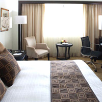 Compare Manila business hotels, InterContinental room