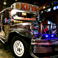 Manila fun guide, Jeepney