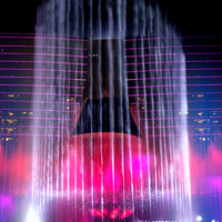 Manila fun guide, Okada Manila features an immense dancing fountain wall