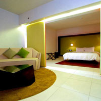 Manila long stay serviced residence, Picasso in Makati near Greenbelt