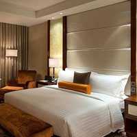 Top Manila casino hotels review, Solaire Deluxe Room