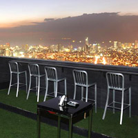 Manila fun guide, big views from 71 Gramercy