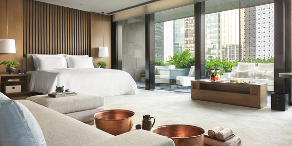 Review - Why Rosewood is among the best Beijing business hotels, Spa Suite