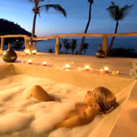 North Island Seychelles spa