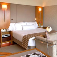 Singapore business hotels, Fairmont
