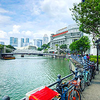 Fullerton, top Singapore conferences choice