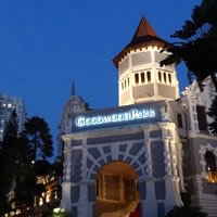 Singapore business hotels, Goodwood Park