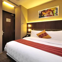 Singapore budget hotels choice near Boat Quay, Hotel Clover