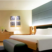 Singapore business hotel Grand Hyatt grand room